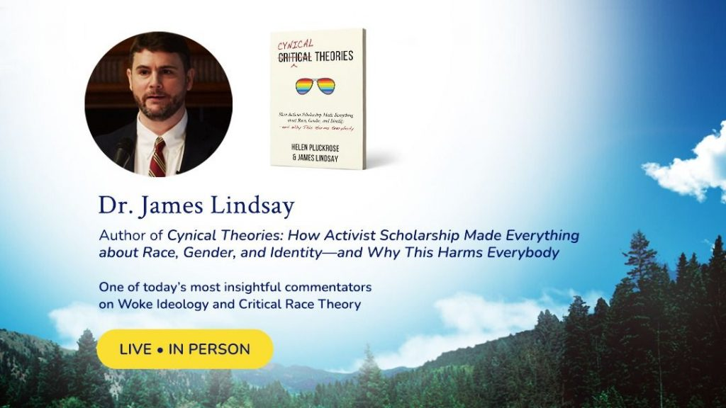 2021 07 Dr. James Lindsay a